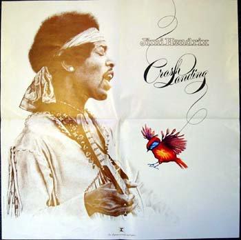 1242: Jimi Hendrix Crash Landing Reprise, promo poster