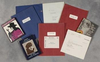 1007B: John Lennon 'In His Own Write' script and book
