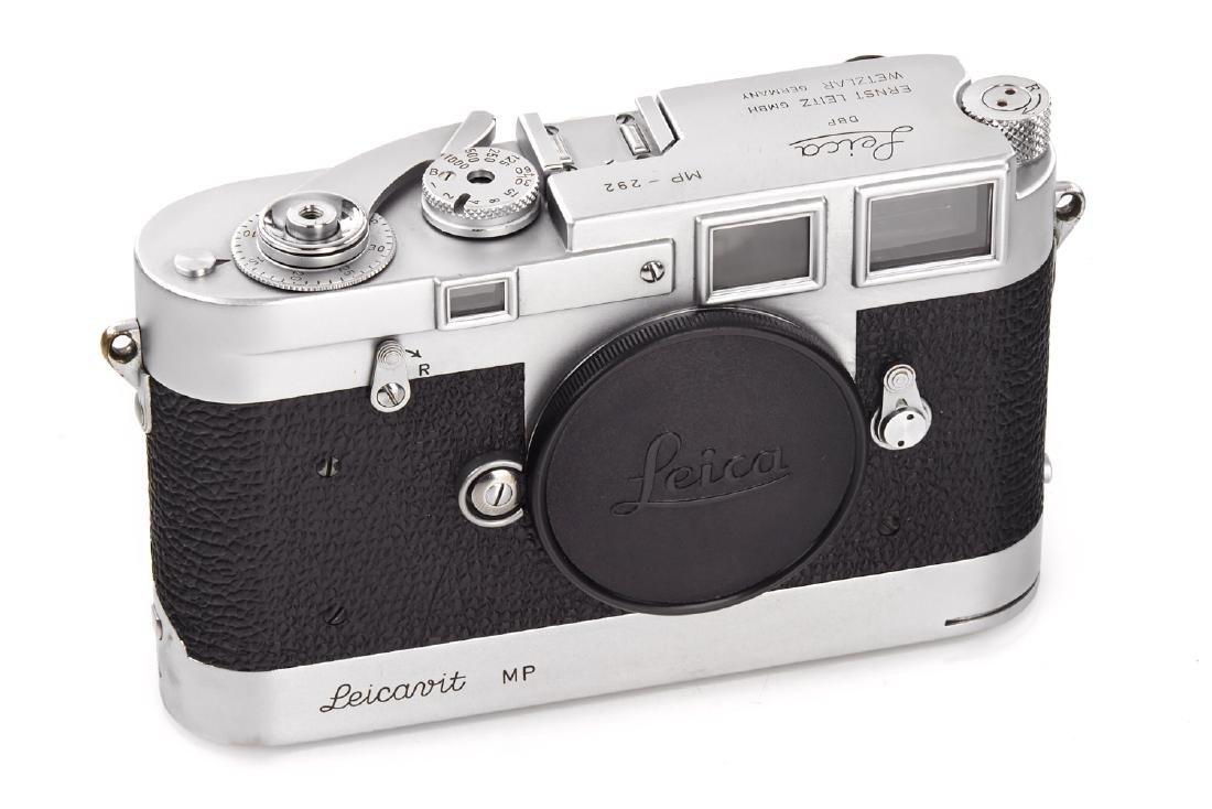 Leica MP chrome *, 1958, no. MP-292