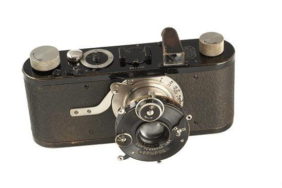 16: LEICA: I Mod.B Dial-Set Compur