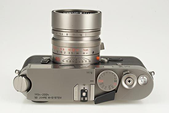 105: LEICA: M7 Titanium '50 Year' Set - 4