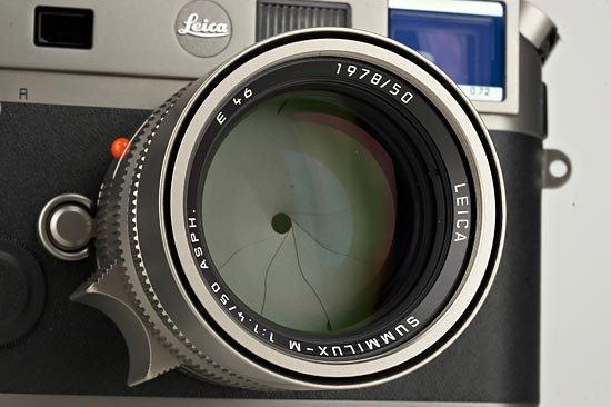 105: LEICA: M7 Titanium '50 Year' Set - 6