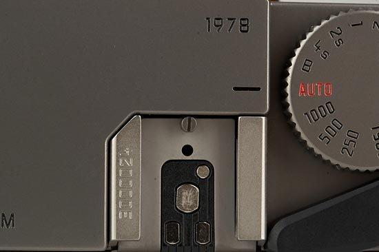 105: LEICA: M7 Titanium '50 Year' Set - 7
