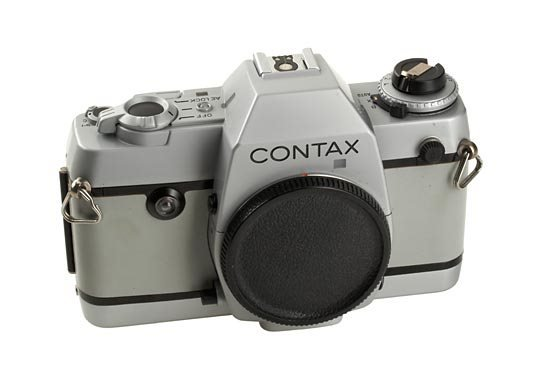 562: ZEISS: Contax  137 MD NASA