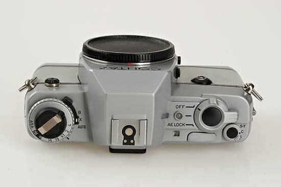 562: ZEISS: Contax  137 MD NASA - 3