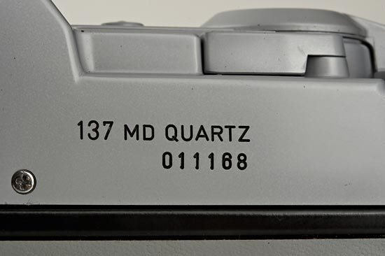 562: ZEISS: Contax  137 MD NASA - 5