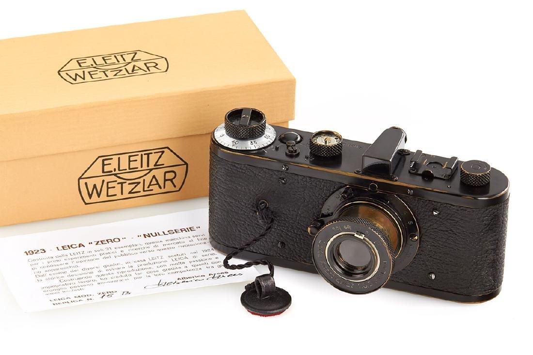 Leica 0-Series Replica *, c.1980, no. 15-B