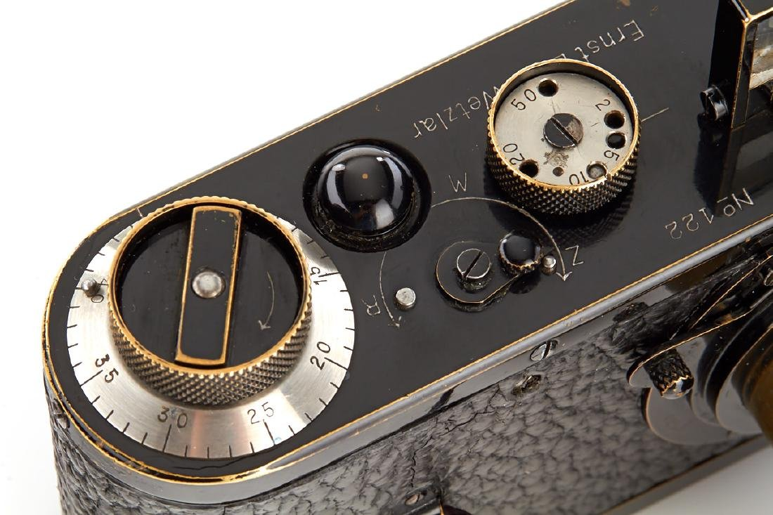 Leica 0-Series, 1923, no. 122 - 3