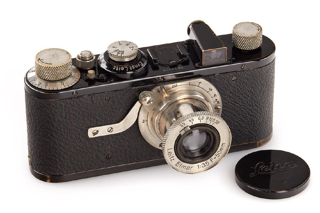 Leica I Mod. A 'Close Focus' *, 1930, no. 39509