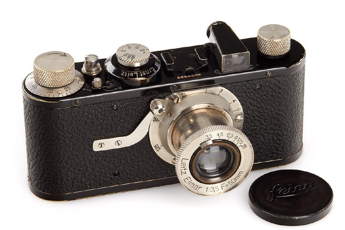 Leica I Mod. A Elmar, 1930, no. 56966