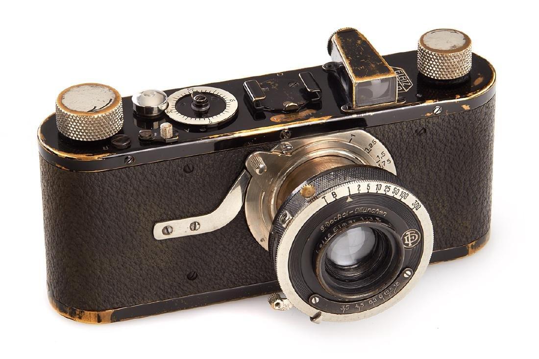 Leica I Mod.B Ring Compur, 1931, no. 50544