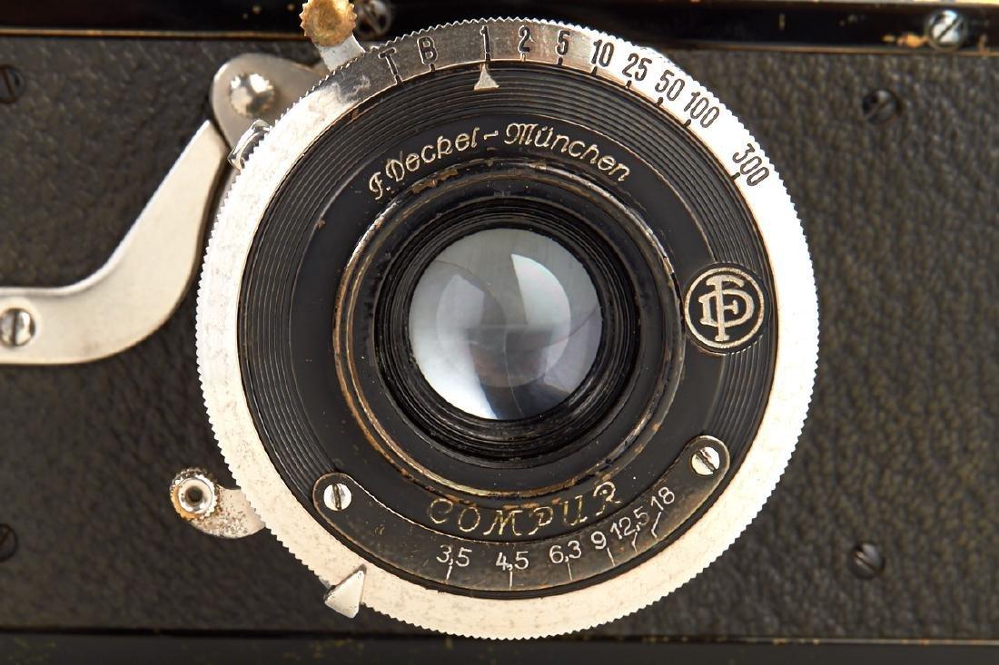 Leica I Mod.B Ring Compur, 1931, no. 50544 - 2