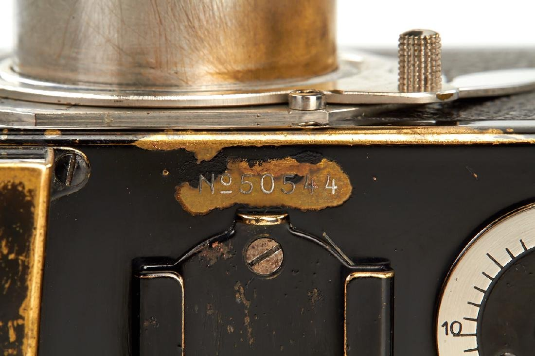Leica I Mod.B Ring Compur, 1931, no. 50544 - 5
