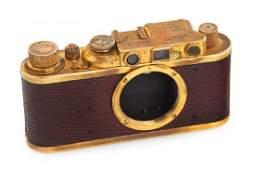 Leica II Mod.D Luxus 'Leih-Kamera', 1930, no. 34816