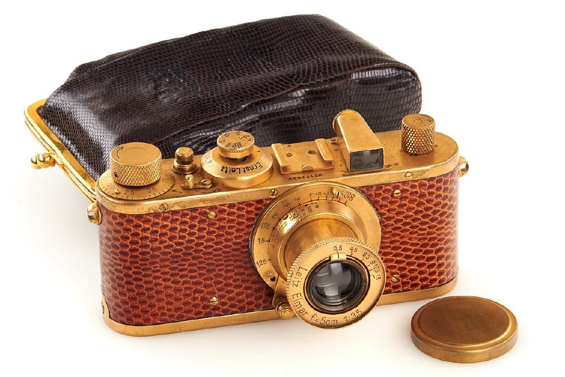 Leica Standard 'Luxus' Replica, 1935, no. 173639