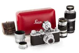 Leica Standard New York outfit 1949 no 355591