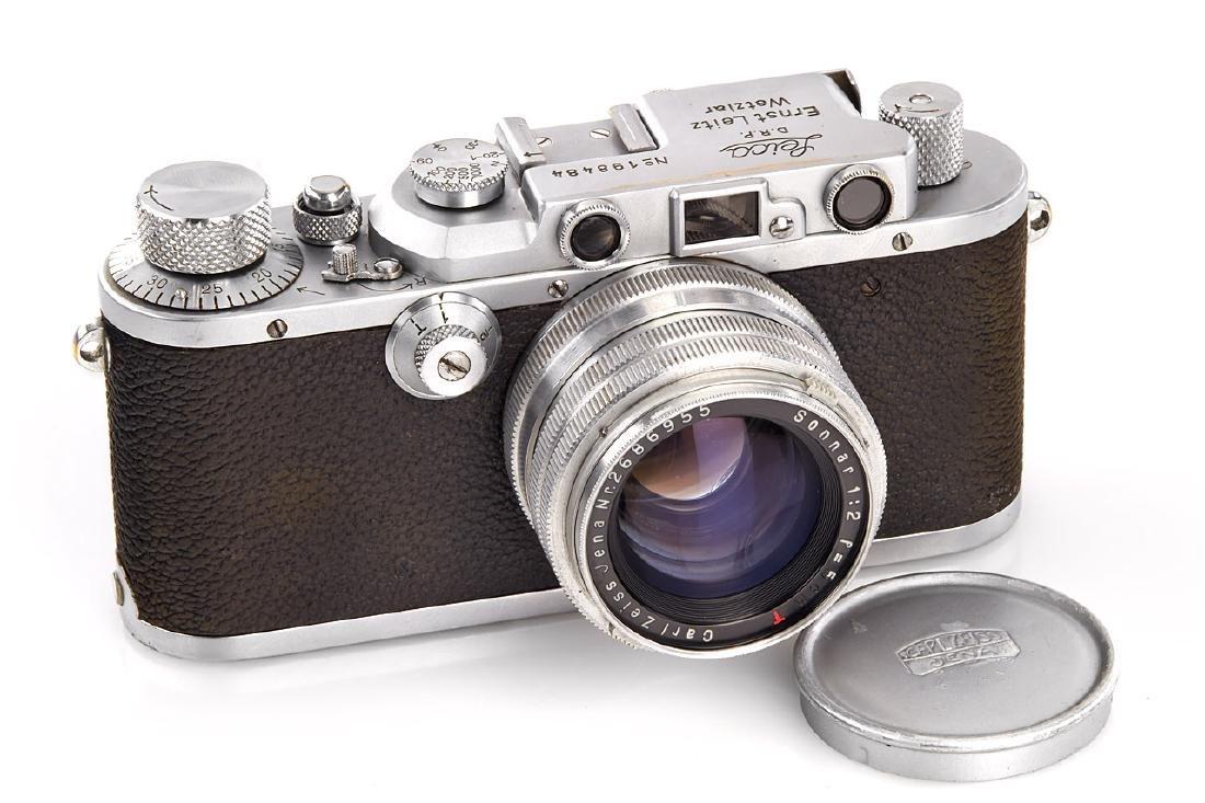 Leica IIIa, 1936, no. 198484