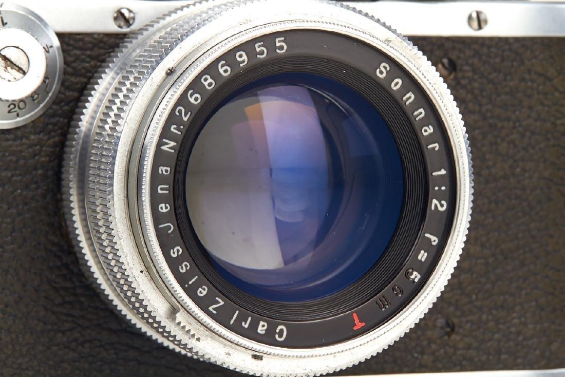 Leica IIIa, 1936, no. 198484 - 2