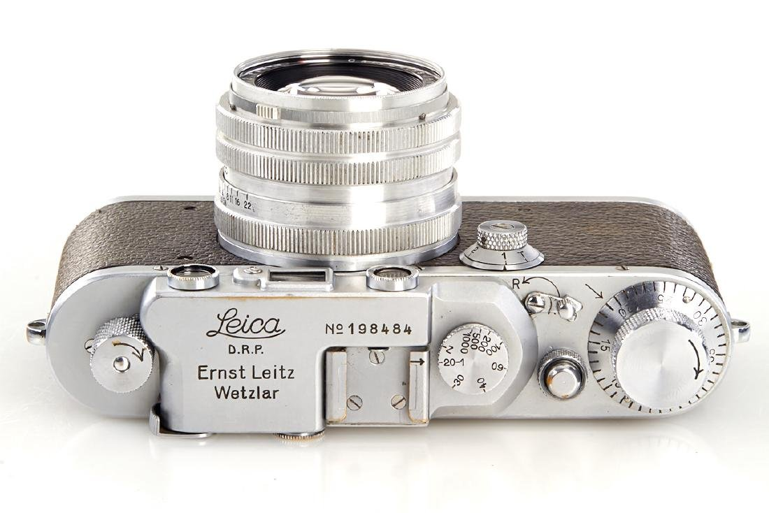 Leica IIIa, 1936, no. 198484 - 4