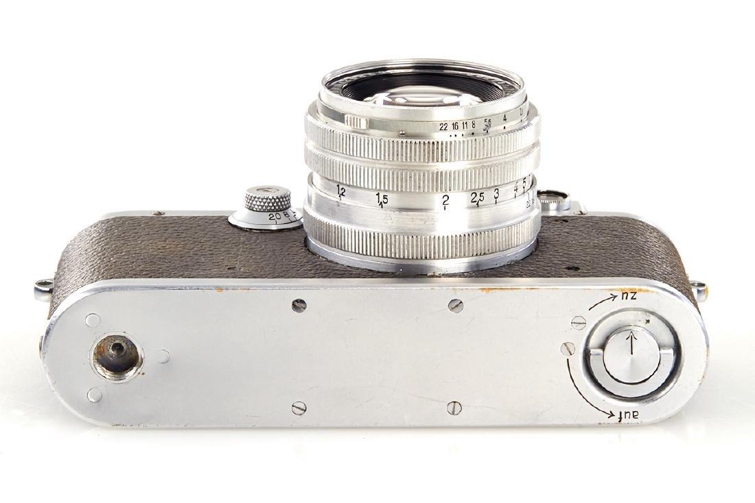 Leica IIIa, 1936, no. 198484 - 5