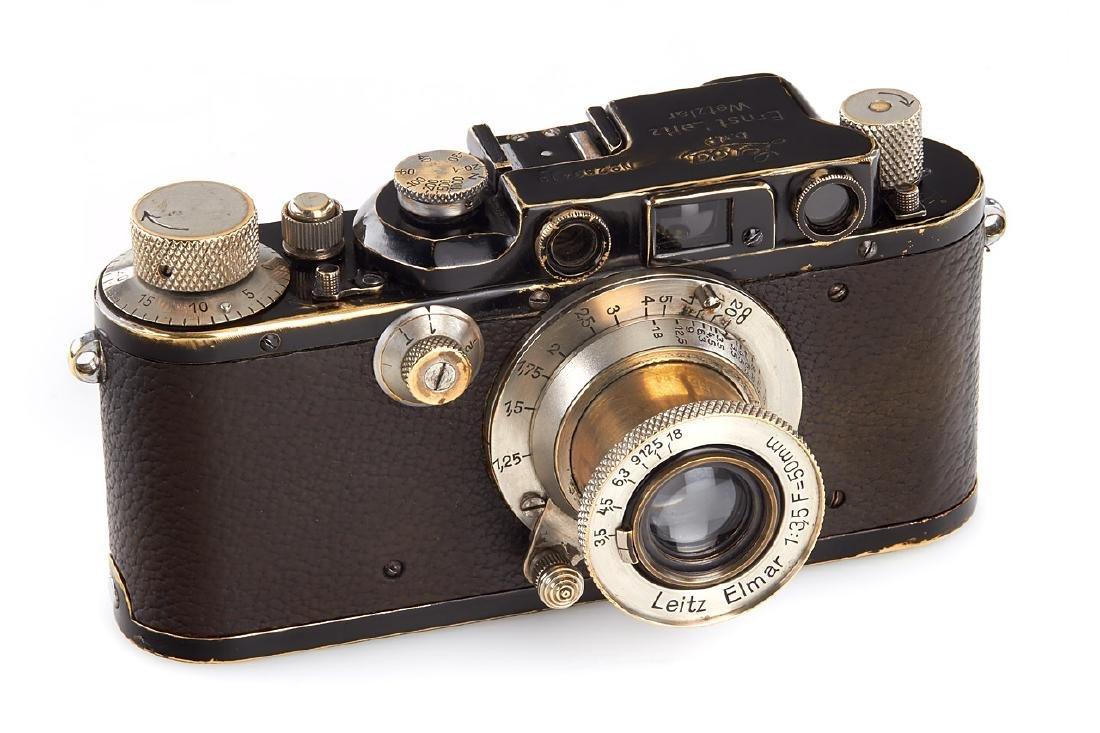 Leica IIIb black paint, 1939, no. 289419