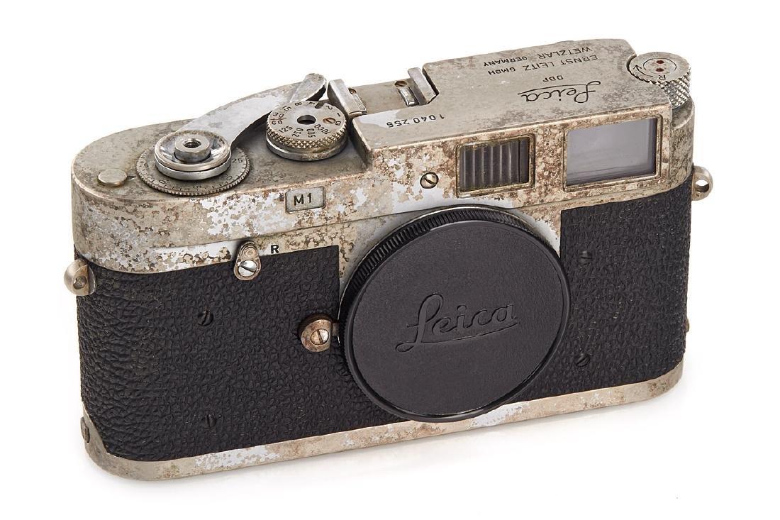 Leica M1 'Bank Austria', 1961, no. 1040255