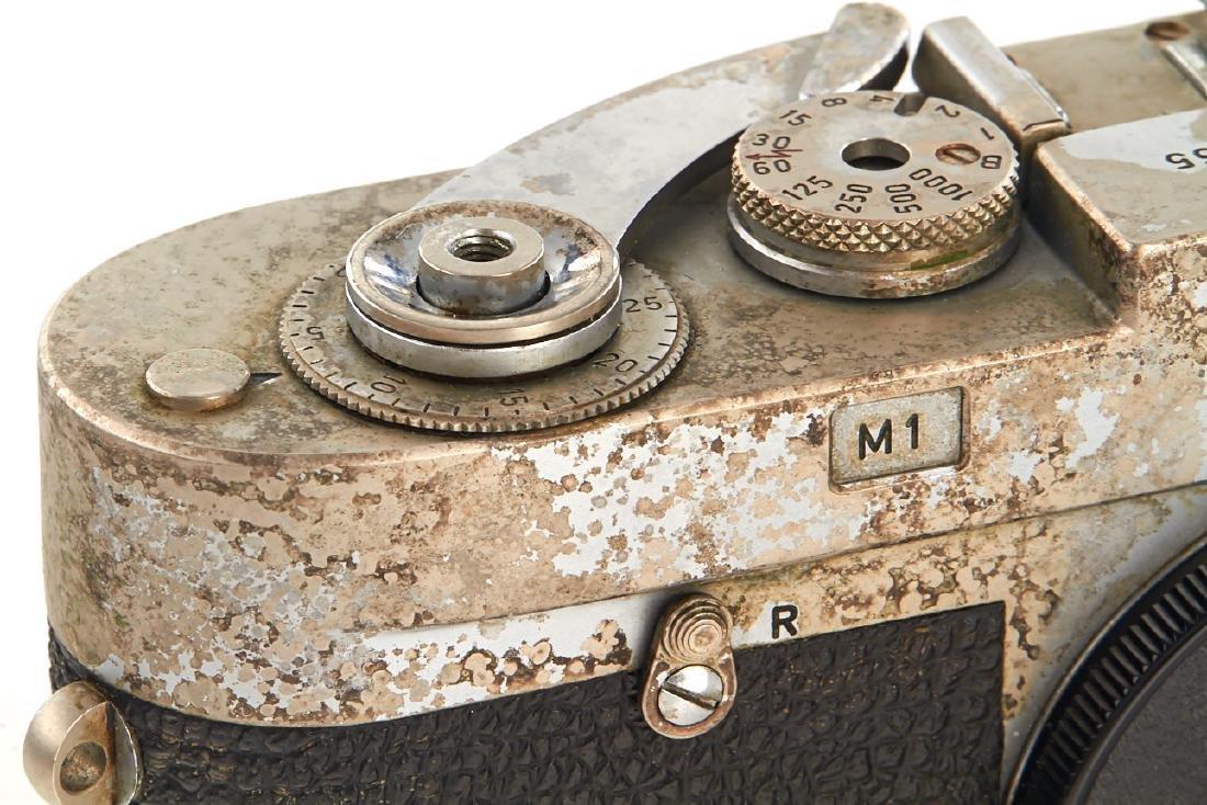 Leica M1 'Bank Austria', 1961, no. 1040255 - 2