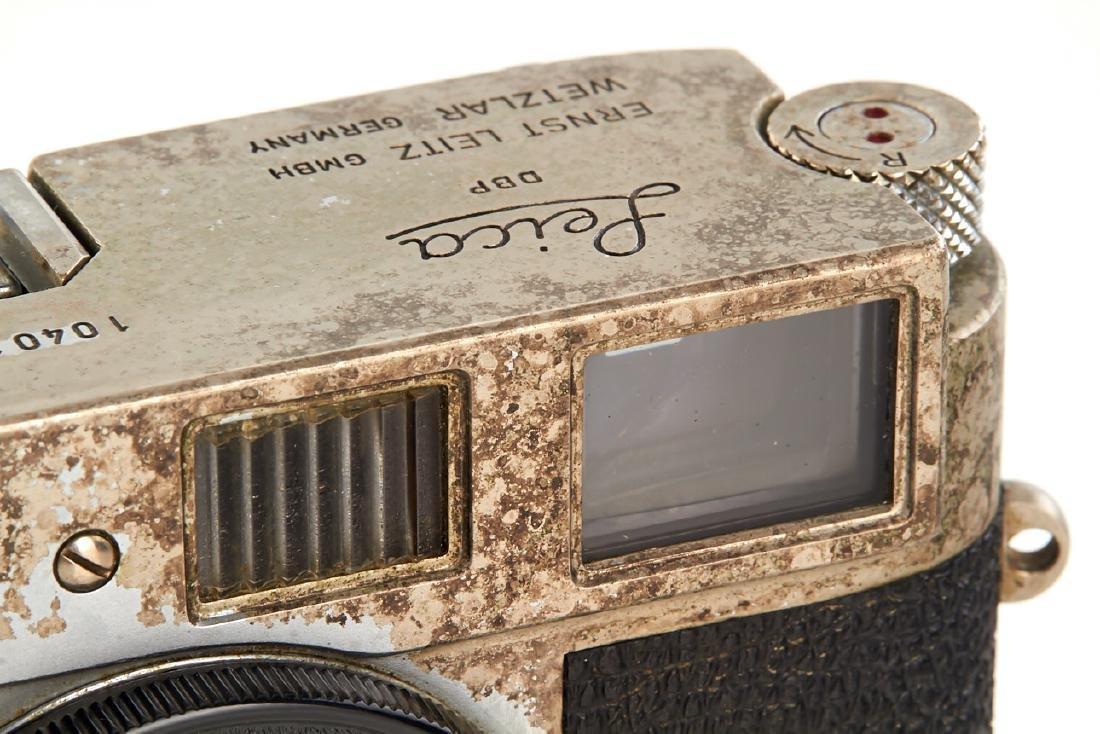 Leica M1 'Bank Austria', 1961, no. 1040255 - 3