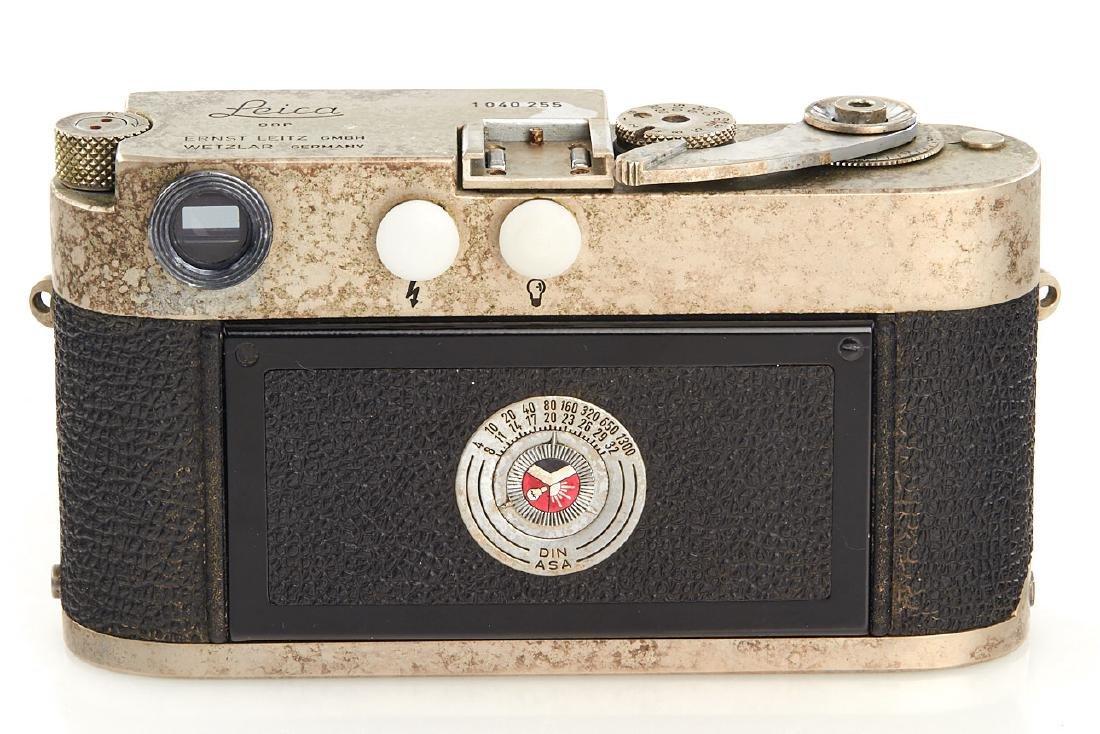 Leica M1 'Bank Austria', 1961, no. 1040255 - 4