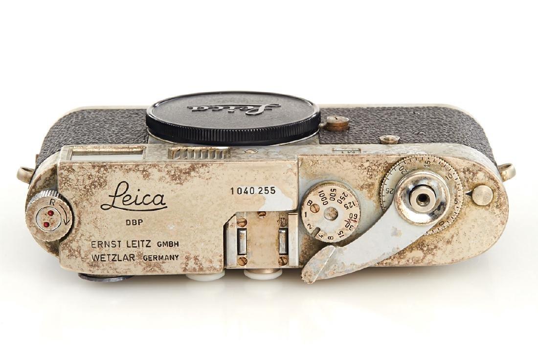Leica M1 'Bank Austria', 1961, no. 1040255 - 5