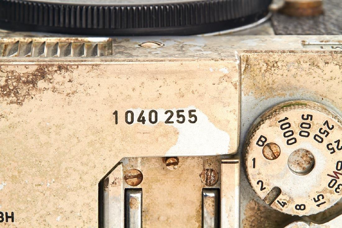 Leica M1 'Bank Austria', 1961, no. 1040255 - 6
