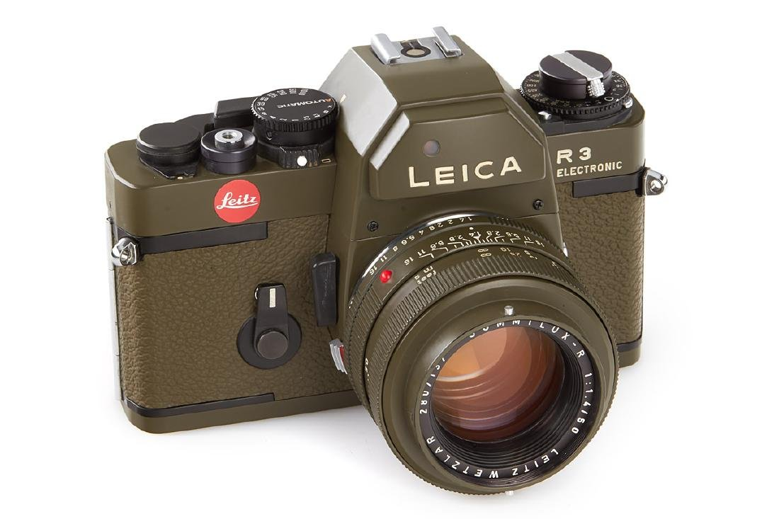 Leica R3 Safari, 1977, no. 1468151