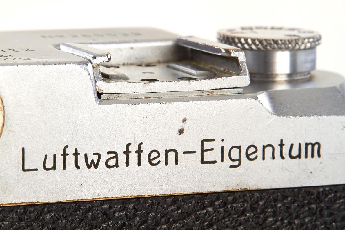 Leica IIIc chrome 'Luftwaffen-Eigentum', 1940, no. - 4