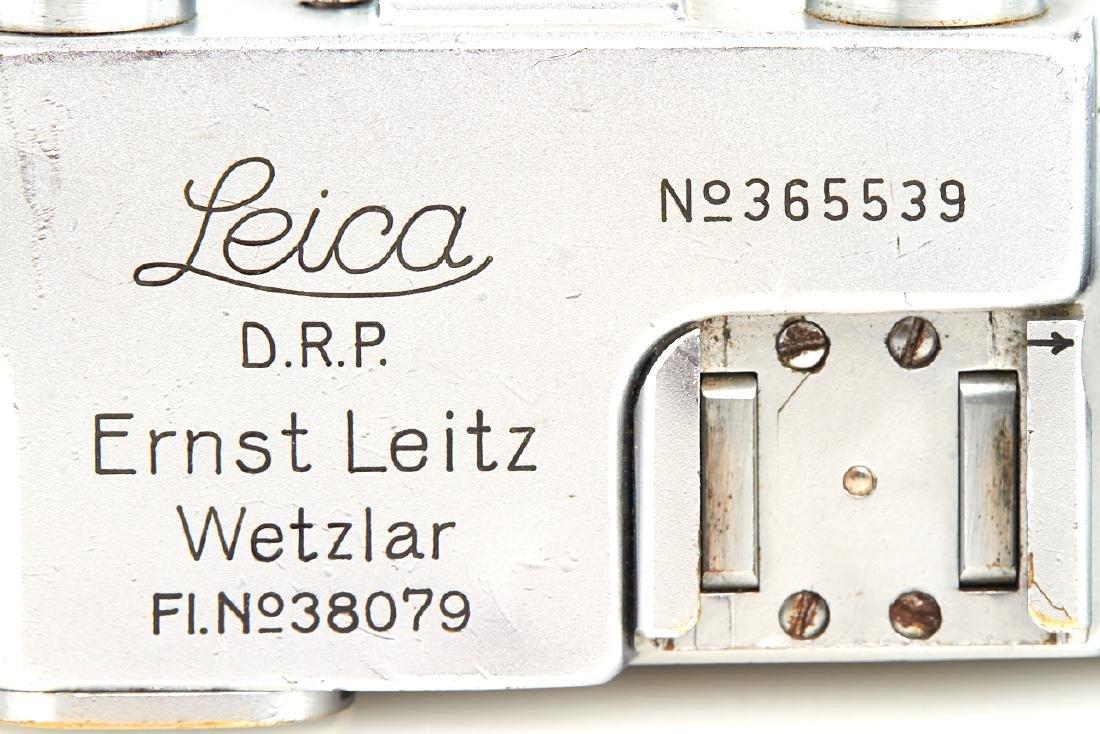 Leica IIIc chrome 'Luftwaffen-Eigentum', 1940, no. - 6