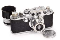 Leica IIIc chrome Marine 1941 no 374392