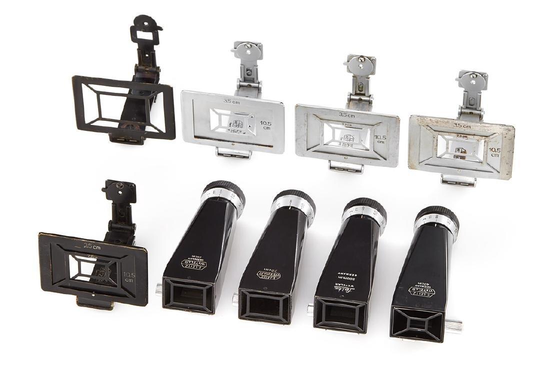 Leica Finders (various), 1930-50