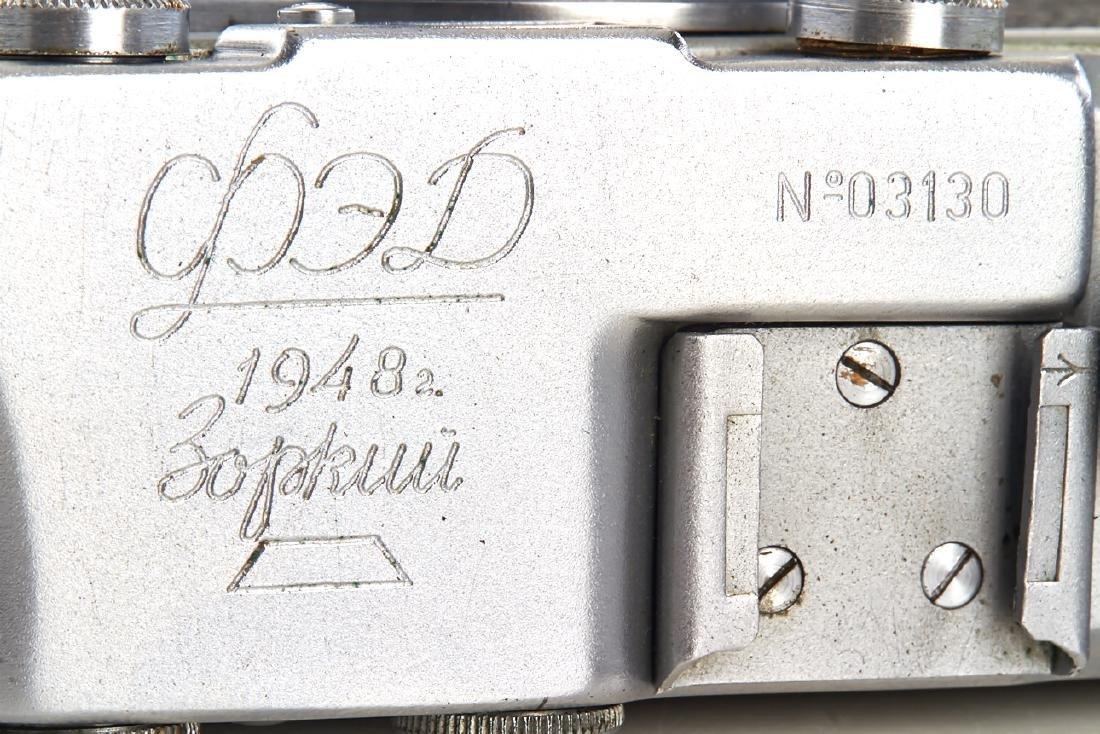 Fed Zorki 1948, 1948, no. 3130 - 5
