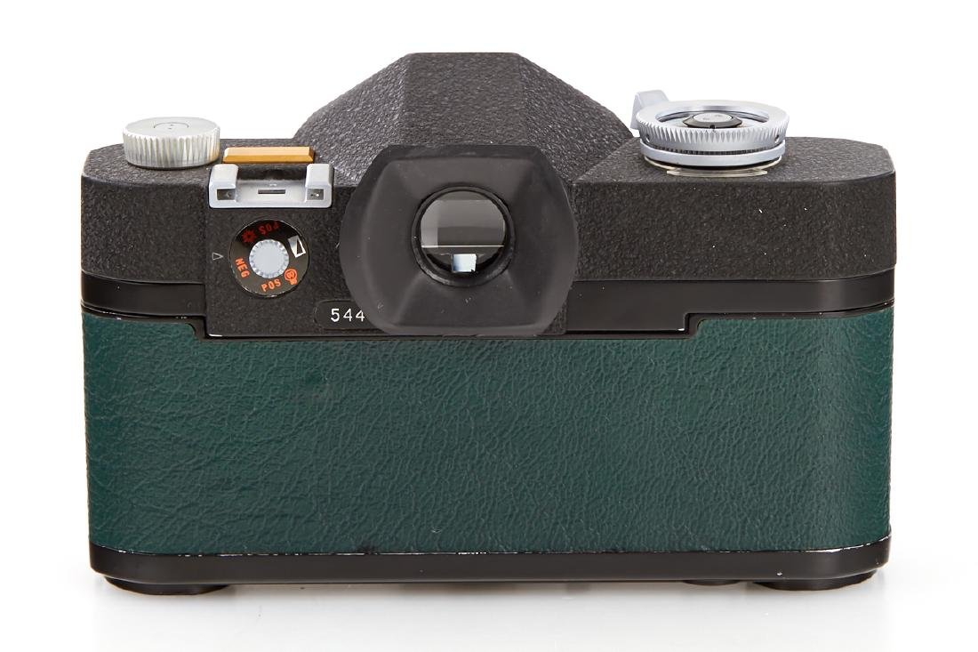 Alpa 10d black green leather + Macro-Switar 1,9/50mm *, - 3
