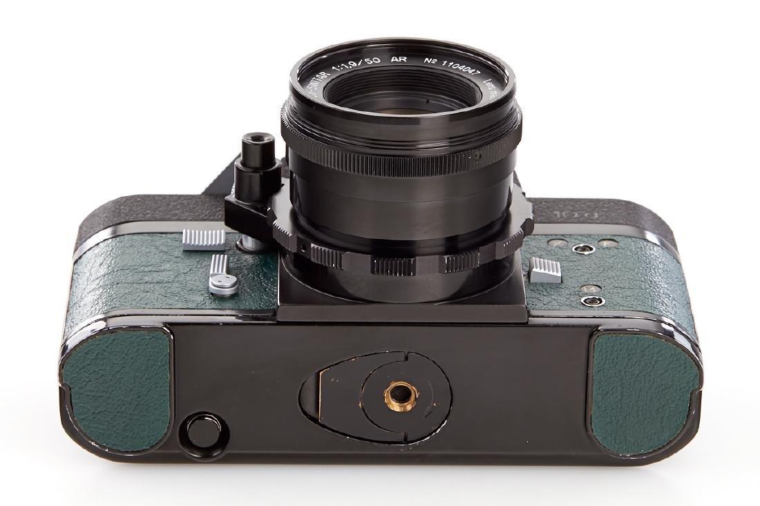 Alpa 10d black green leather + Macro-Switar 1,9/50mm *, - 5