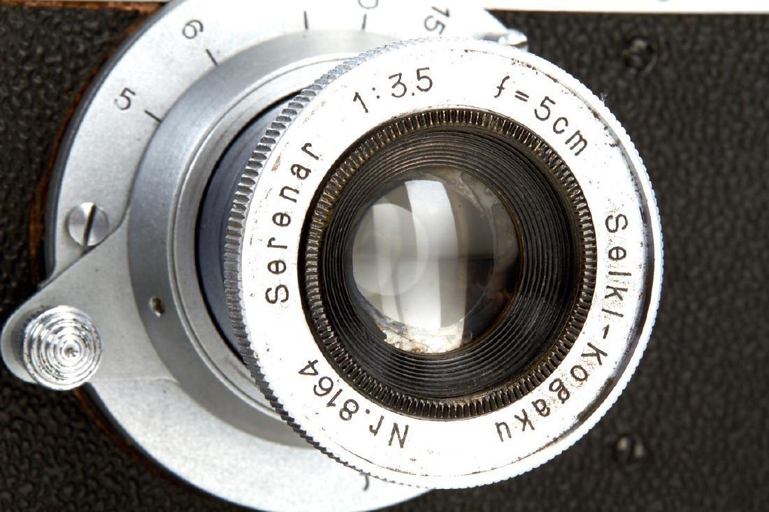 Seiki-Kogaku Canon J II, 1946, no. 8492 - 2