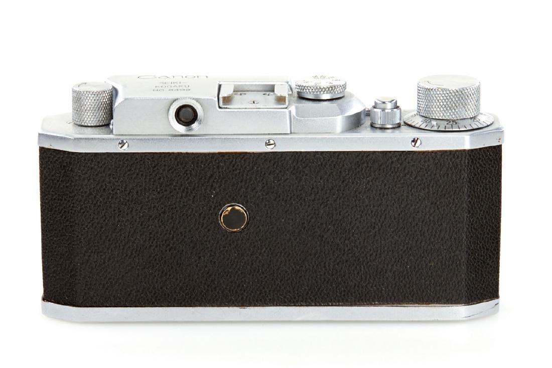 Seiki-Kogaku Canon J II, 1946, no. 8492 - 3