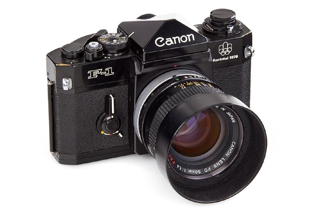 Canon F-1 Montreal, 1976, no. 291156