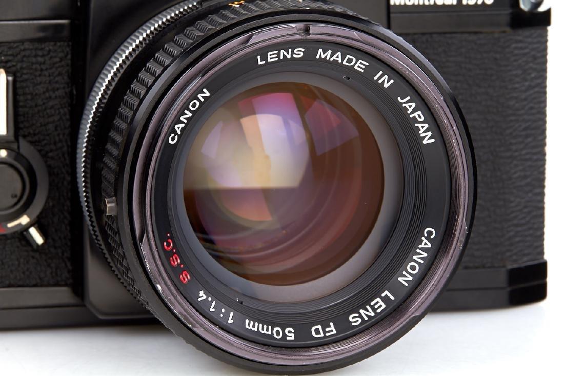 Canon F-1 Montreal, 1976, no. 291156 - 2