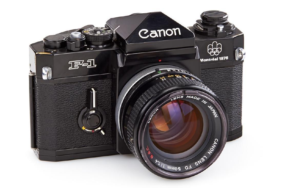 Canon F-1 Montreal, 1976, no. 291156 - 3
