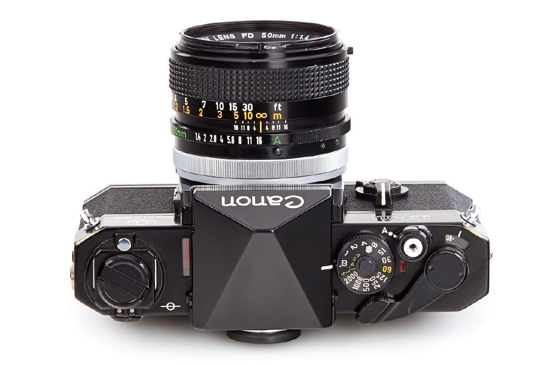 Canon F-1 Montreal, 1976, no. 291156 - 5