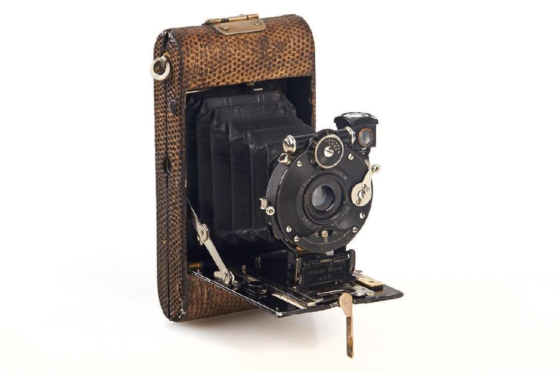 Goerz Roll-Tenax Deluxe, c.1920 - 2