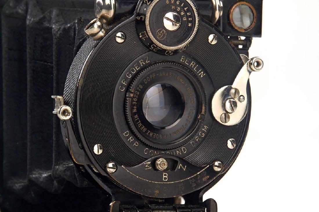Goerz Roll-Tenax Deluxe, c.1920 - 3