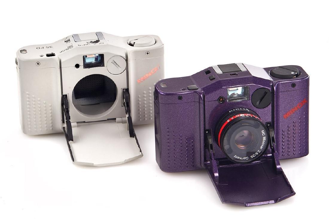 Minox 35 Prototypes, c.1995
