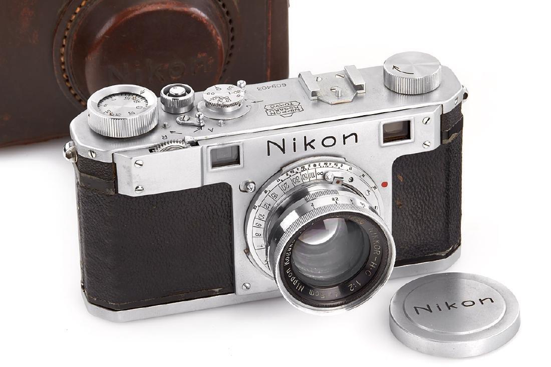 Nikon One + Nikkor H.C 1:2/5cm *, 1949, no.