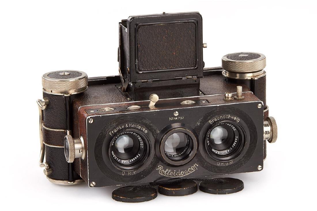 Rollei Rolleidoscop Baby, c.1928, no. 14732